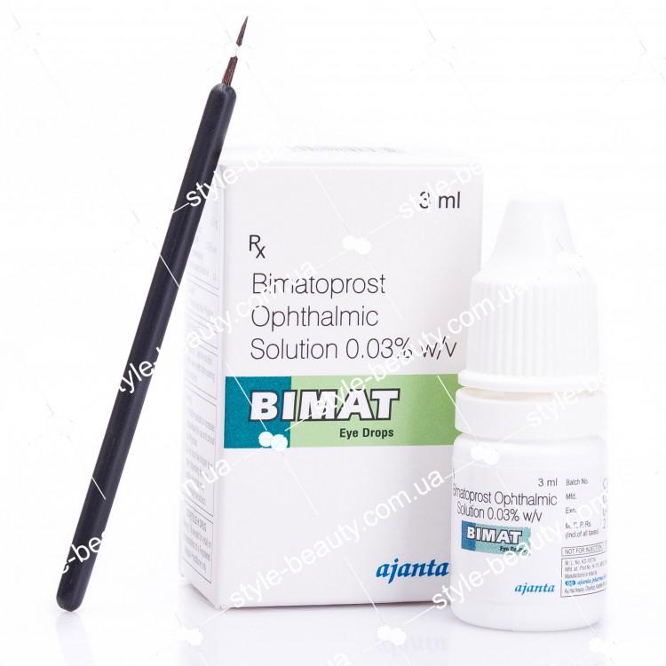 BIMAT (Бимат) - средства для роста ресниц и бровей