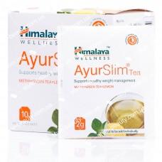 """Чай для похудения """"AyurSlim"""" Himalaya"""