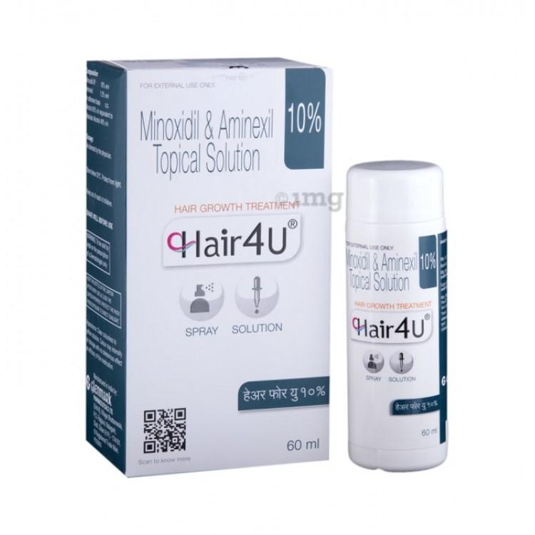 Миноксидил 10 % - Minoxidil Topical Solution USP 10.0% w\v 60 ml