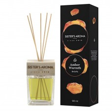 "Reed Diffuser ""Amber Warmth"""