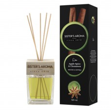 "Reed Diffuser ""Apple Spice & Cinnamon"""