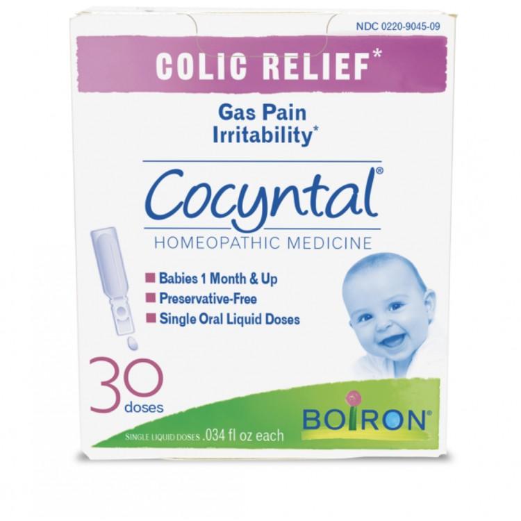 Cocyntal Boiron (Коцинтал Буарон) 30 доз