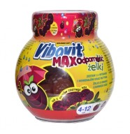 Vibovit max zelki - мультивитаминный комплекс для детей от 4х лет