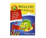Мollers Omega 3 rybki - омега 3 для детей в форме рыбок