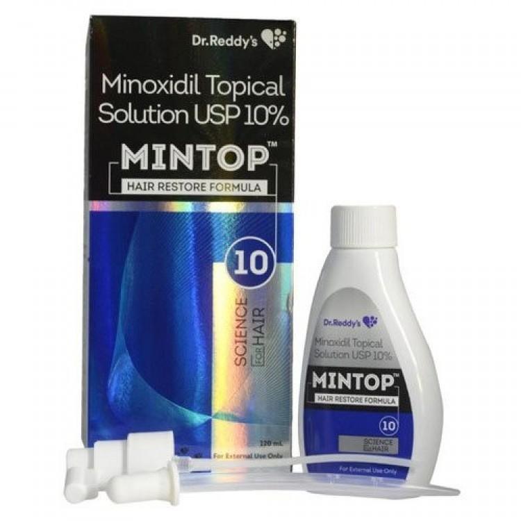 Mintop Solution 10%  60 ml (Минтоп 10%)