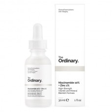 The Ordinary Niacinamide 10% + Zinc 1% Ниацинамид Цинк