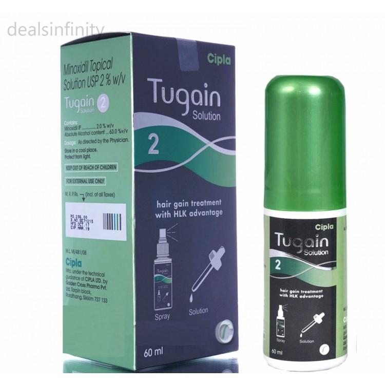 Tugain Solution 2% - 60ml
